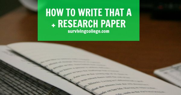 students guide to writing college papers