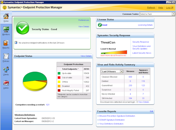 symantec endpoint protection user guide