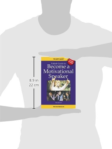 fabjob guide to become a motivational speaker pdf