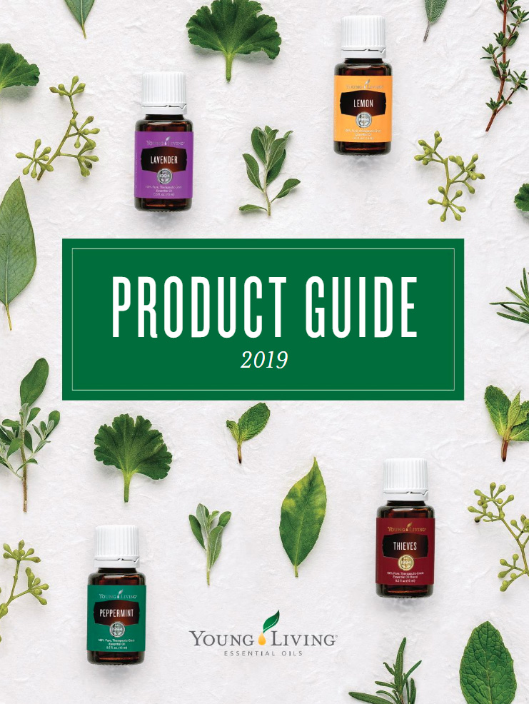 young living 2017 product guide usa