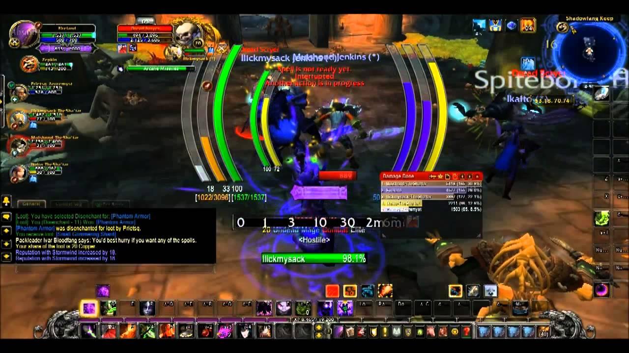 world of warcraft leveling guide 1 90