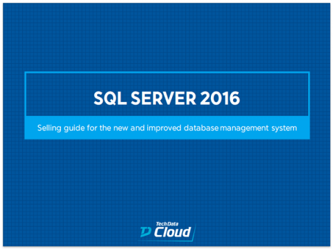 microsoft sql server 2016 licensing guide