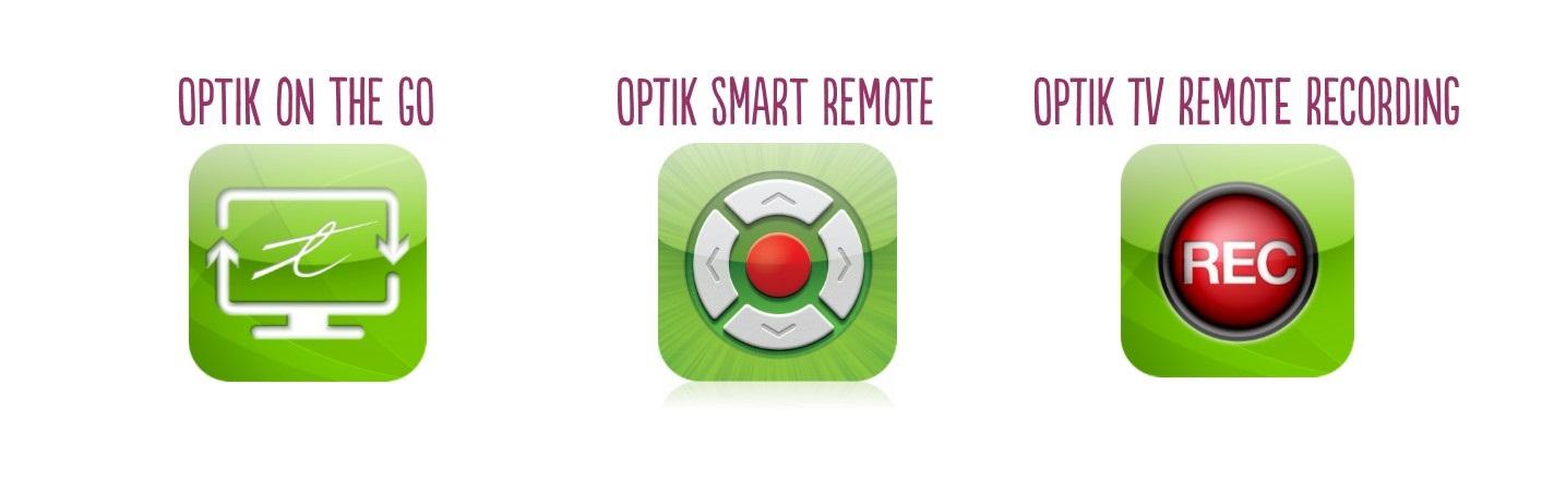 telus optik tv remote user guide