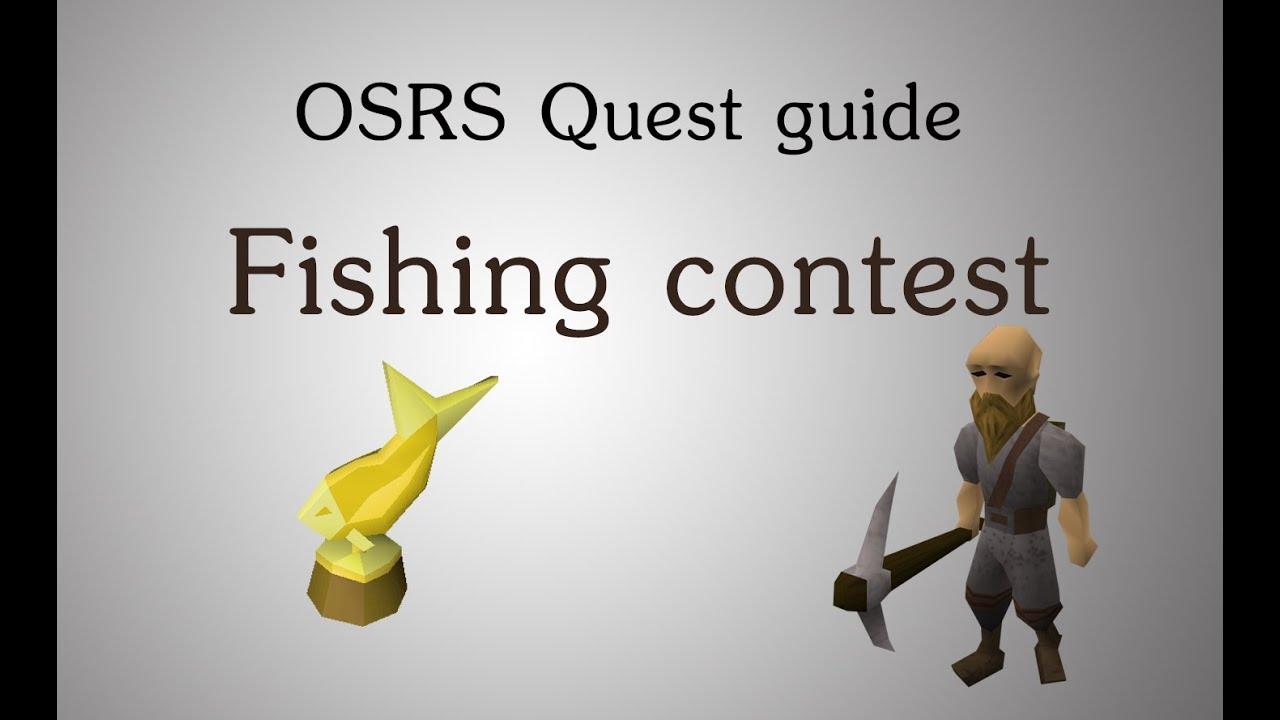 fishing guide 1 99 osrs