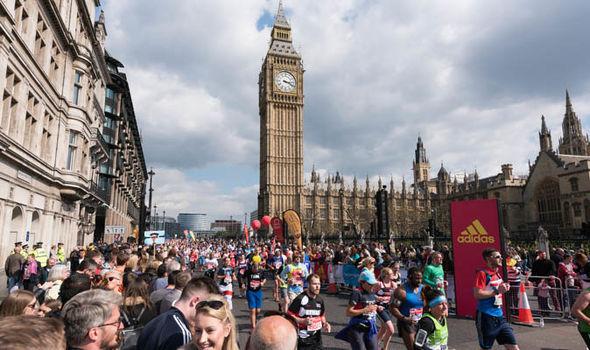 london marathon spectator guide 2018