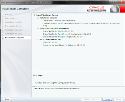 oracle webcenter content 12c installation guide