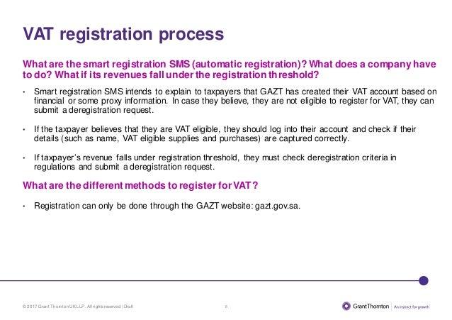 electronic registration procedures guide 2017