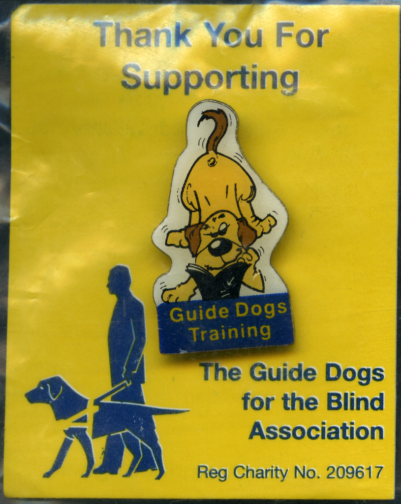 guide dogs association of the blind