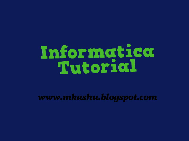 informatica data validation option user guide