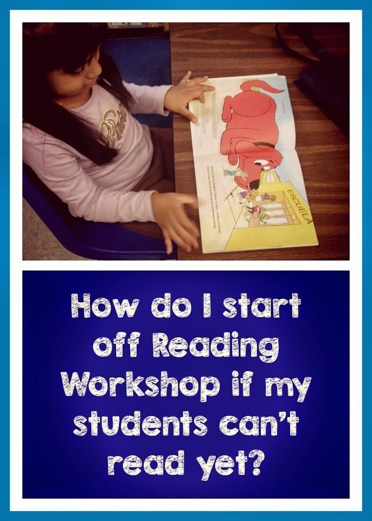 how to set up guided reading in kindergarten