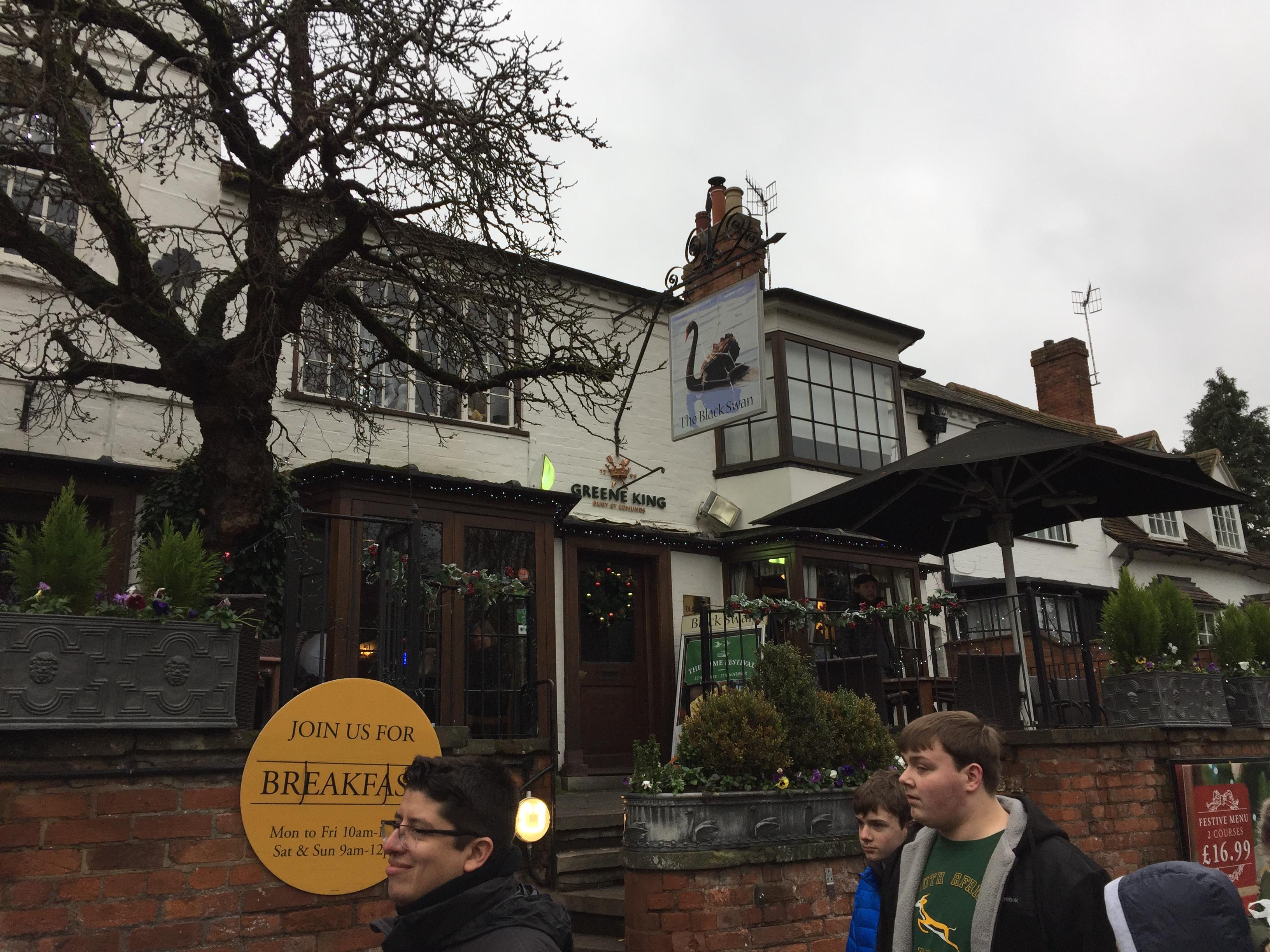 good pub guide stratford upon avon