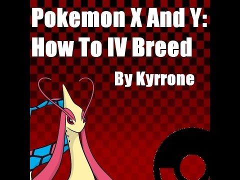 pokemon y iv breeding guide