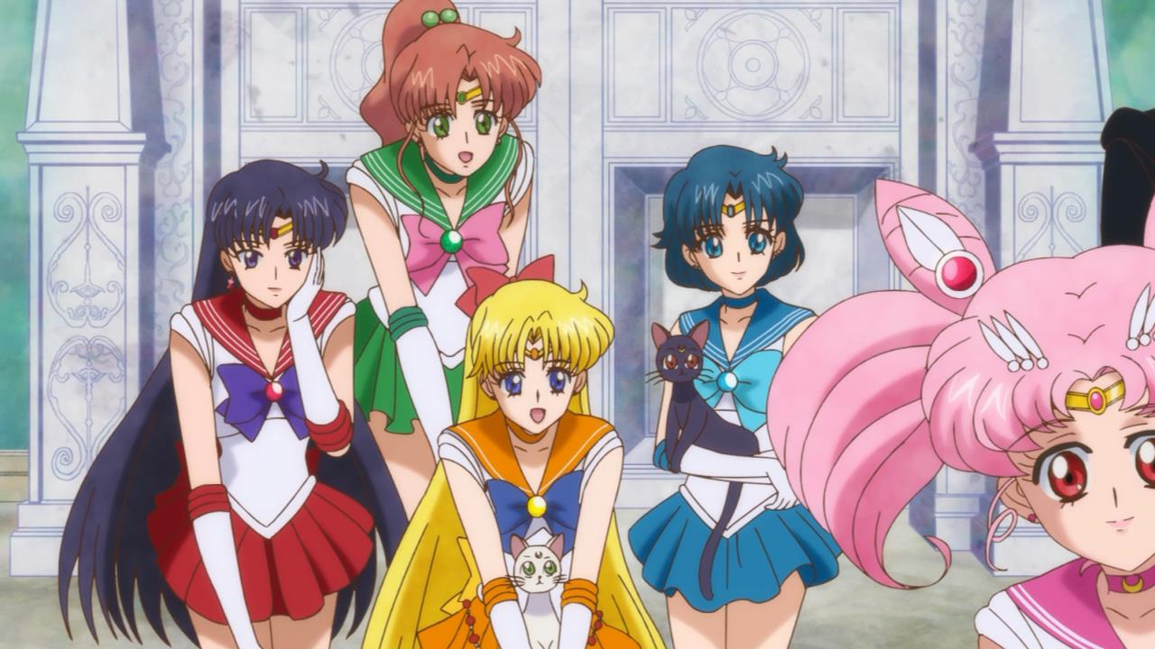 sailor moon crystal episode guide