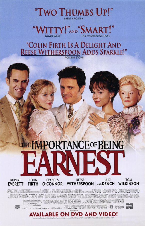 the importance of being earnest study guide