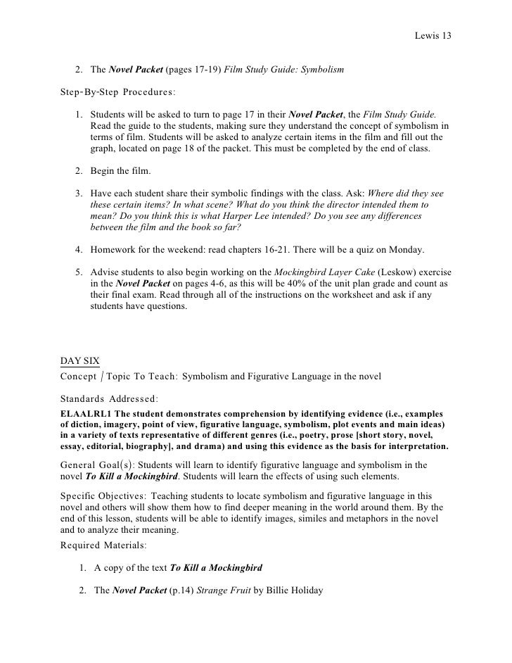 answers to kill a mockingbird study guide questions