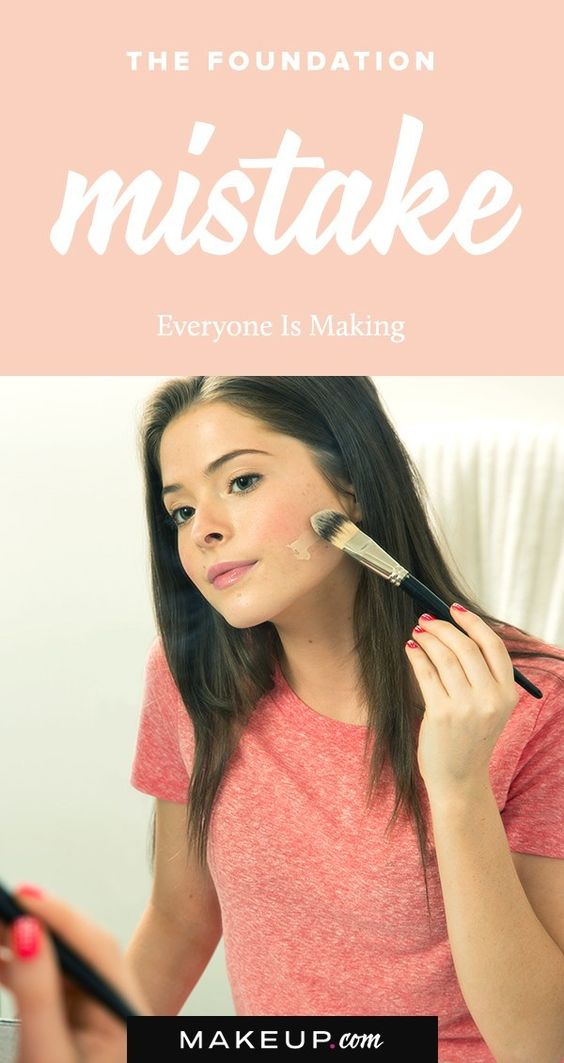 step by step guide to applying makeup