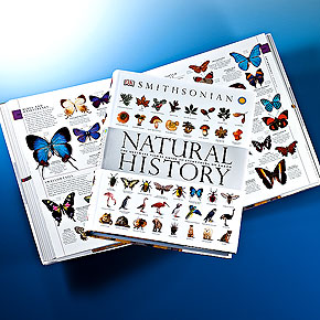 natural history the ultimate visual guide to everything on earth