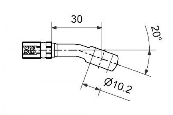 brake caliper guide pin bolt