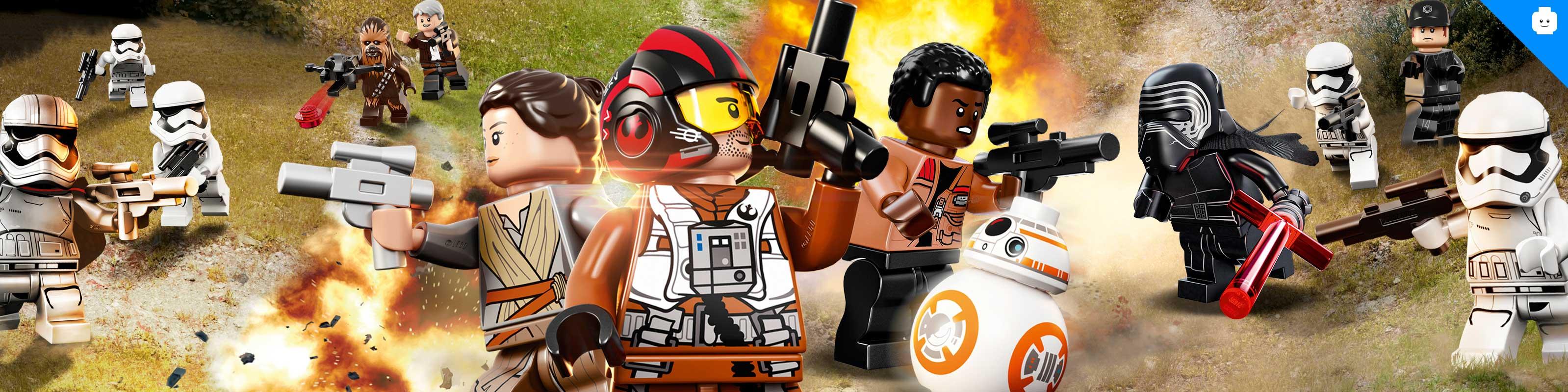 lego star wars force awakens trophy guide
