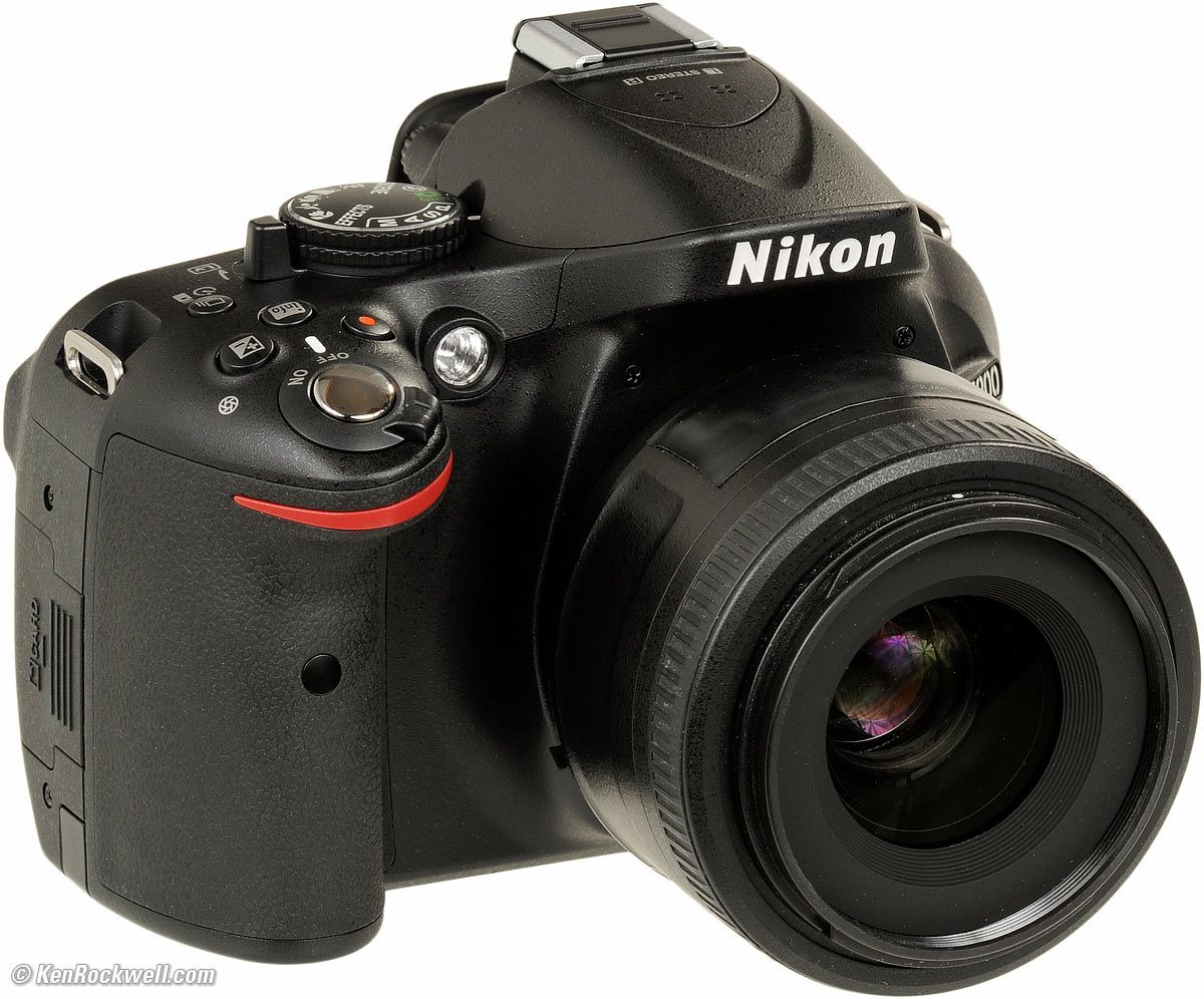 nikon d5100 user guide video