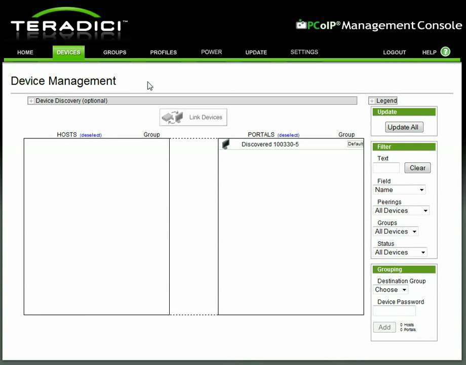 teradici management console admin guide
