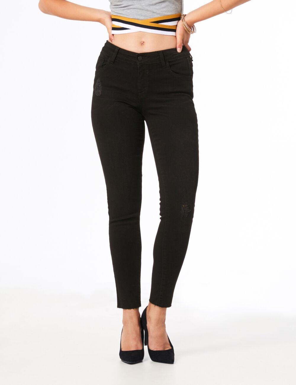 guide des tailles jeans femme