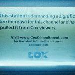 cox channel guide las vegas