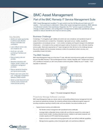 bmc remedy asset management user guide