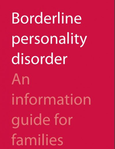 the essential family guide to borderline personality disorder pdf