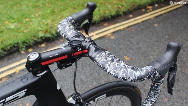 road bike handlebar width guide