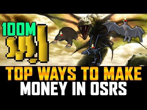 osrs money making guide 2018