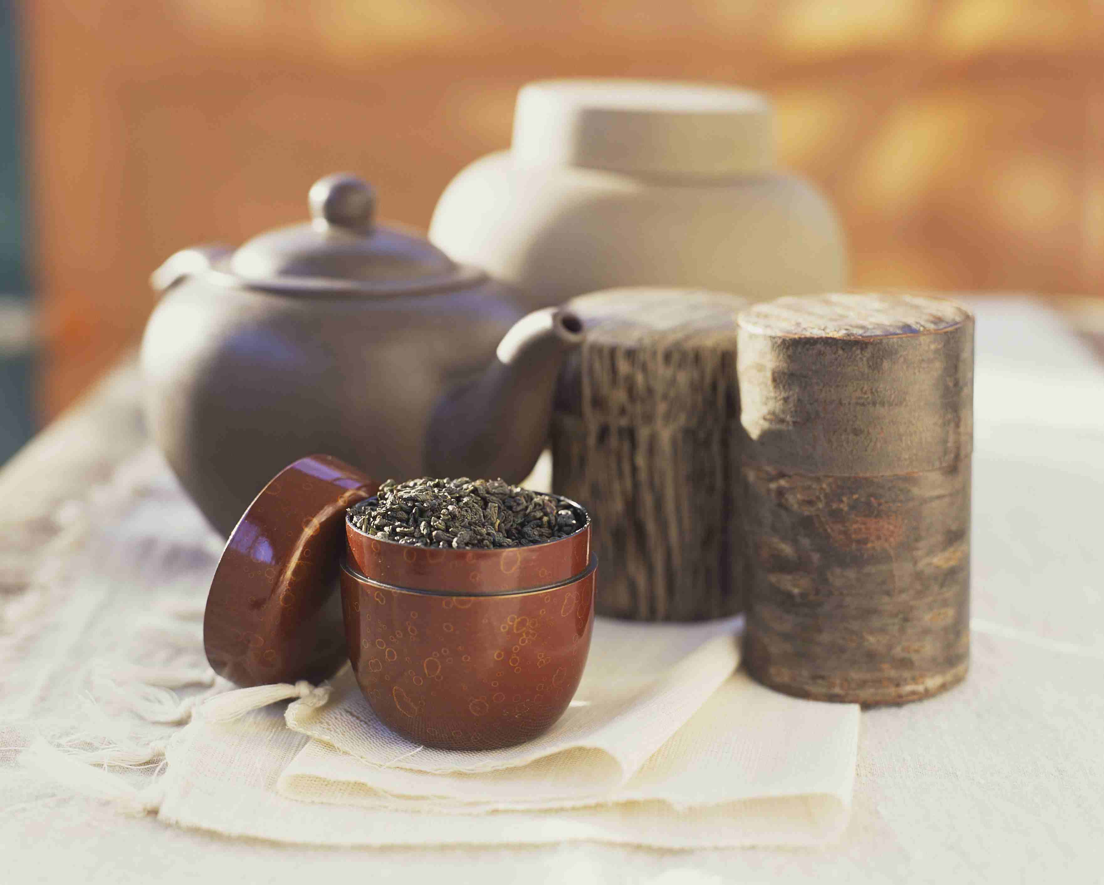 loose leaf tea brewing guide