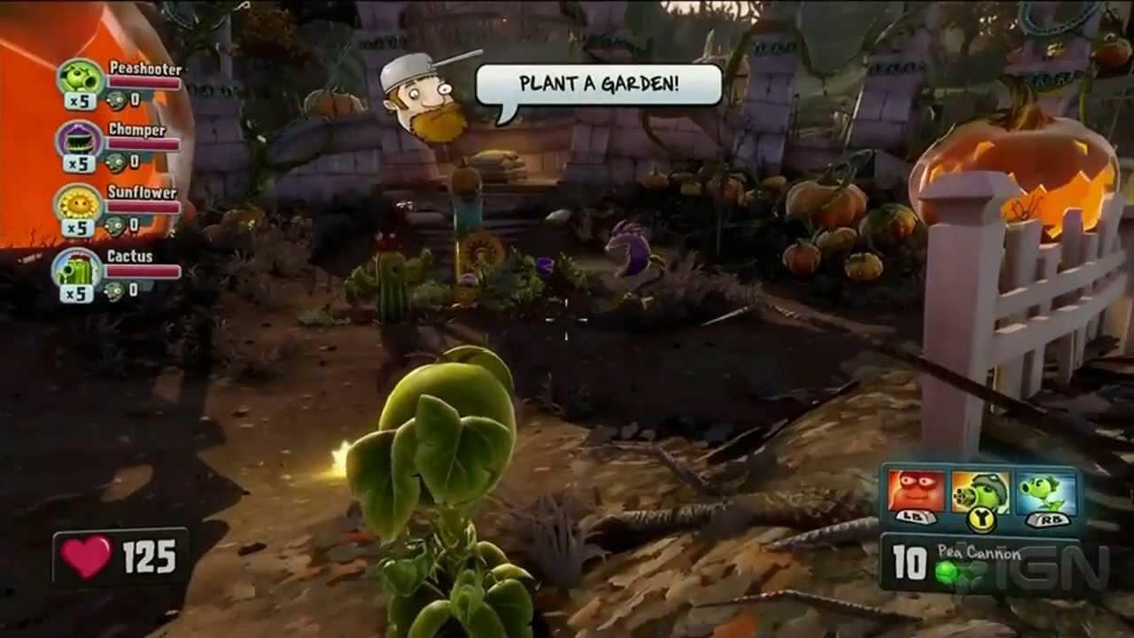 plants vs zombies garden warfare 2 game guide