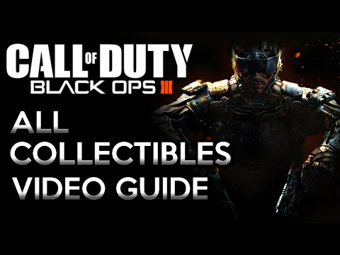 black ops 3 collectibles guide