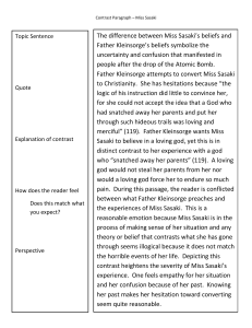 hiroshima chapter 1 study guide answers