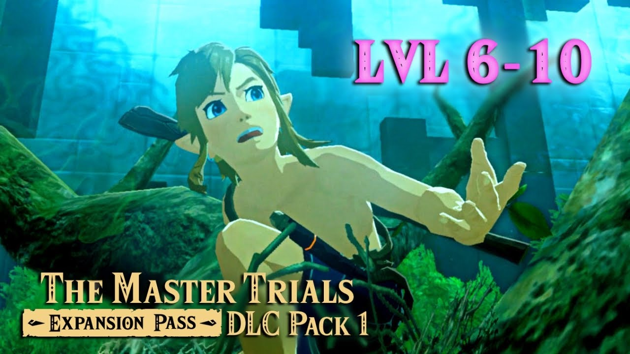 breath of the wild dlc pack 2 guide