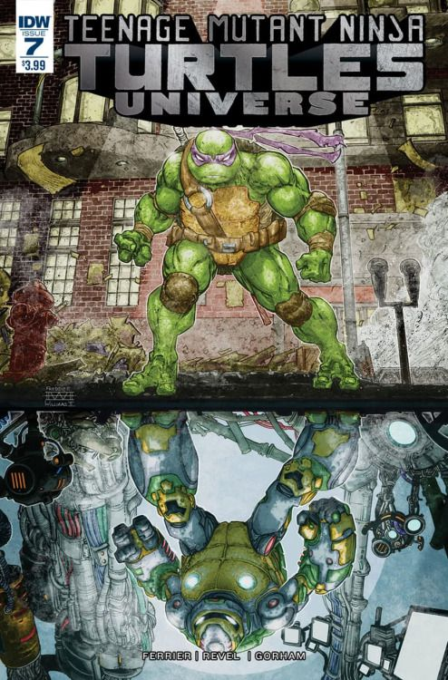 teenage mutant ninja turtles guide to the universe