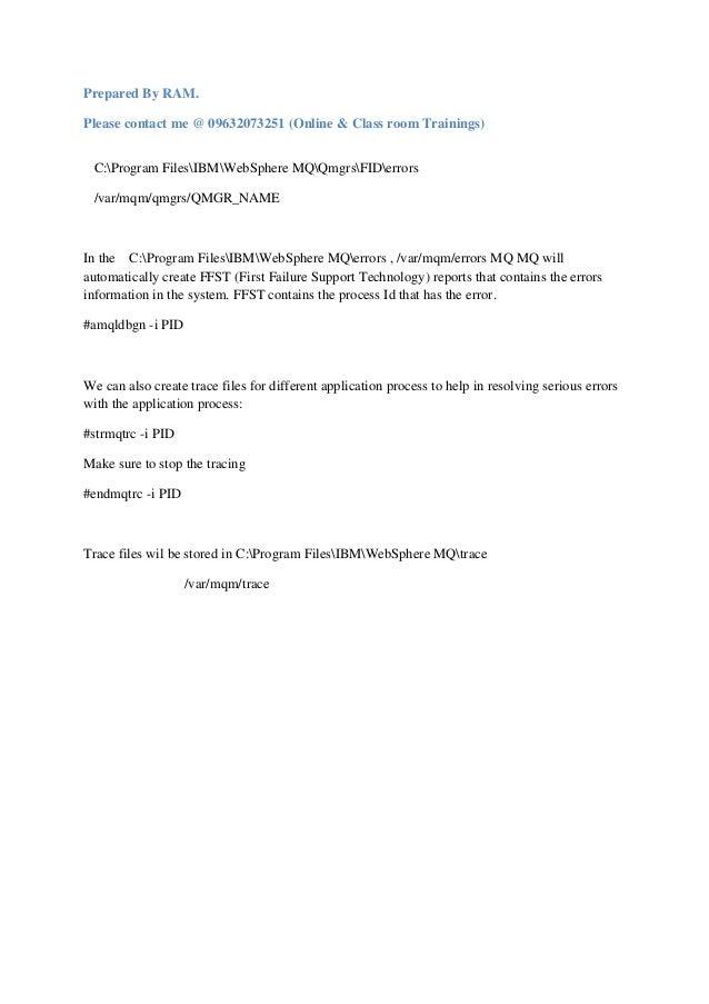 websphere mq application programming guide pdf
