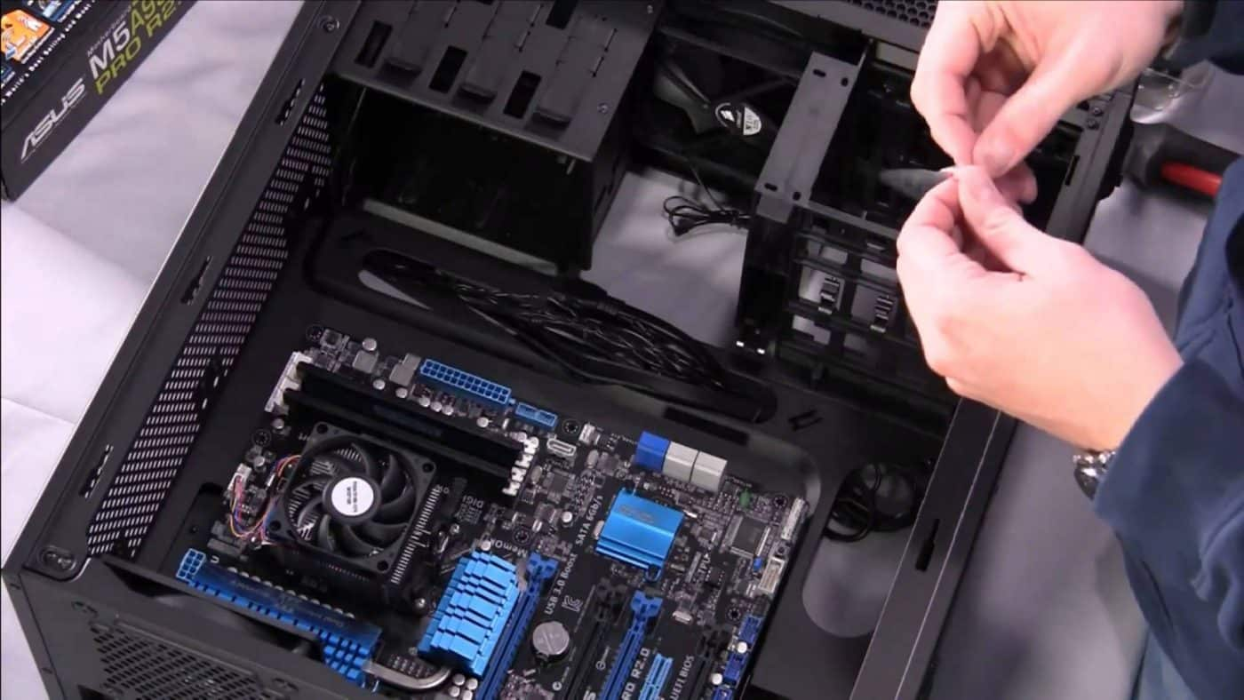 gaming pc build guide 2018