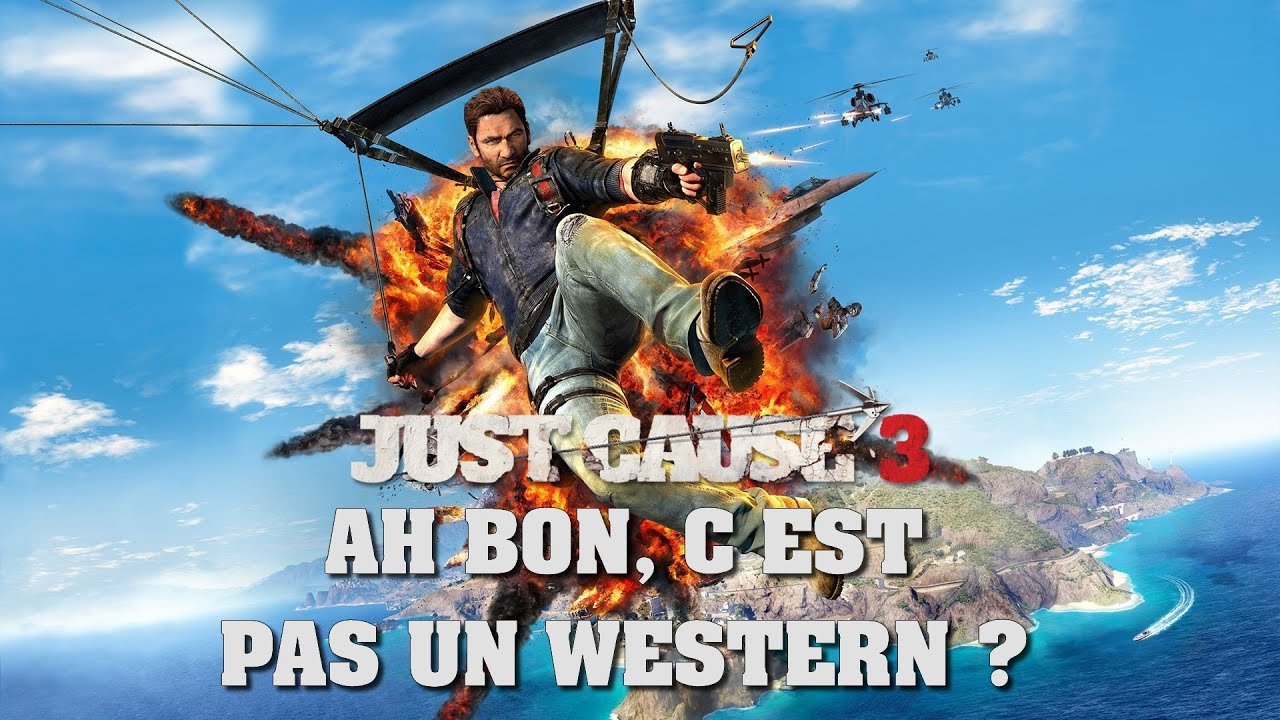 just cause 3 platinum trophy guide