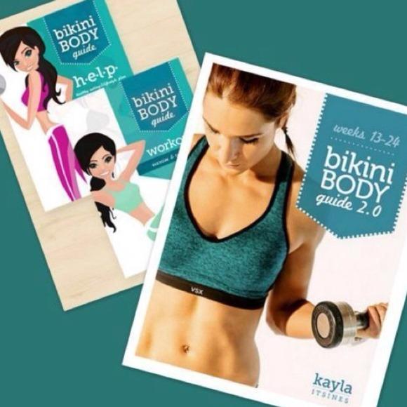 kayla itsines bikini body guide 1.0