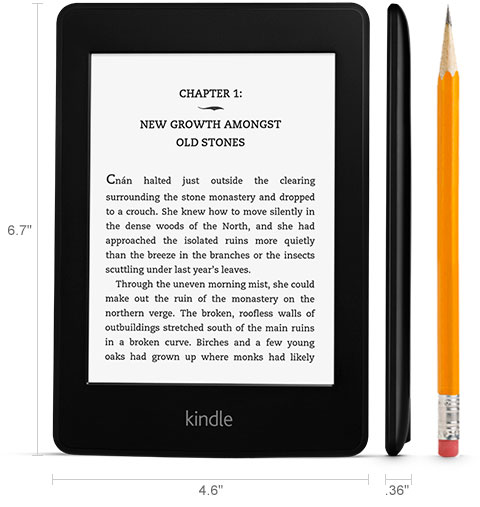 kindle paperwhite user guide 7th generation