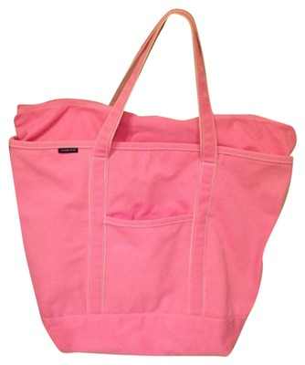 lands end tote size guide