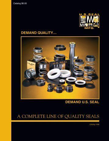 parker quad ring design guide