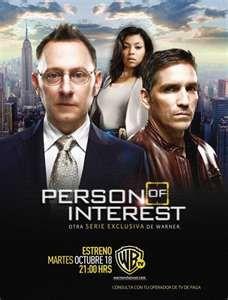 person of interest season guide