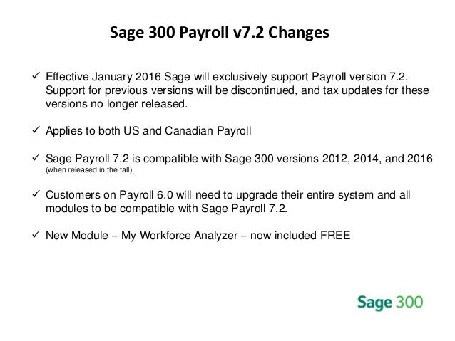 sage 300 erp 2018 compatibility guide