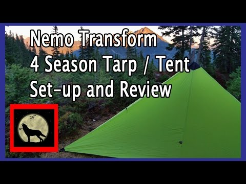 sierra designs mountain guide tarp review