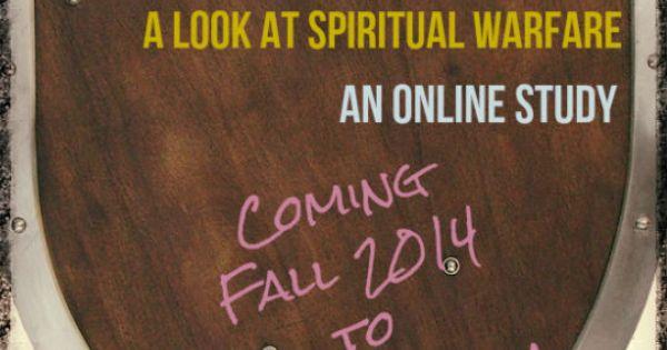 spiritual warfare bible study guides