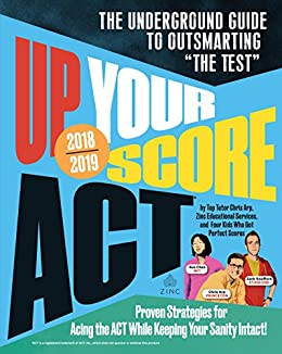 up your score act the underground guide pdf